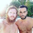 Nikola et Geoffrey : Les Princes de l'amour 3 s'offrent un selfie