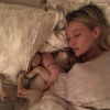 Hilary Duff en deuil : Le coeur brisé par la mort de son
