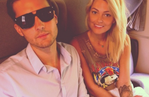 Caroline Receveur : Son frère Benjamin est un vrai beau gosse !