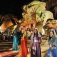 Ambiance à la soirée Salute Petra