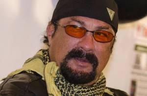 Steven Seagal : L'ex-star des films d'action est devenue... serbe