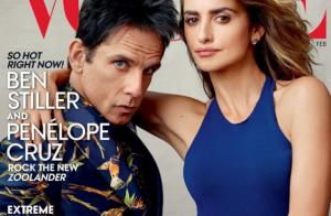 Penélope Cruz et Ben Stiller : Couple mode pour Zoolander 2