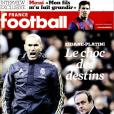 """""""France Football"""" du 20 janvier 2016."""