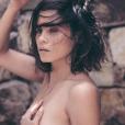Jenna Dewan sublimée par son mari Channing Tatum qui a réalisé des photos d'elle sans maquillage. Photo publiée sur Instagram au mois de novembre 2015.