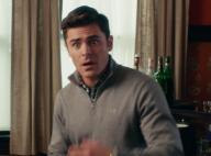 """Zac Efron n'en croit pas ses yeux : Son grand-père devient un """"Dirty Papy"""""""