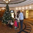 Mamadou Sakho en famille - Photo publiée le 1er décembre 2015