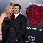 """Patrick Dempsey ne divorce plus : Avec Jillian, ils sont """"très heureux"""""""