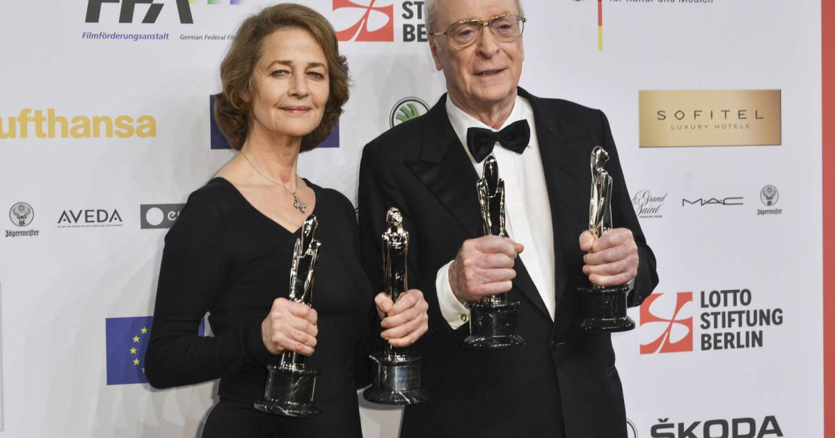 charlotte rampling meilleure actrice et michael caine. Black Bedroom Furniture Sets. Home Design Ideas
