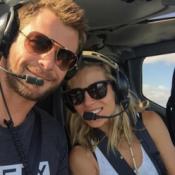 Elsa Pataky et Chris Hemsworth: Câlins et in love pour une aventure en Australie