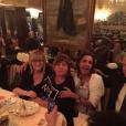 """""""Soirée des Grosses Tetes à Paris, le 25/01/16. Caroline Diament, Michèle Bernier et Karine Le Marchand"""""""