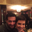 """""""Soirée des Grosses Tetes à Paris, le 25/01/16. Titoff et Cristina Cordula"""""""