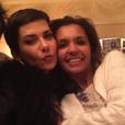 """""""Soirée des Grosses Tetes à Paris, le 25/01/16. Cristina Cordula et Karine Le Marchand"""""""