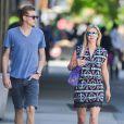 Nicky Hilton et son frere Conrad dans les rues de New York, le 5 Juin 2013.