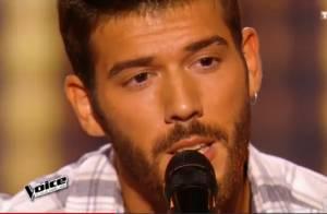 The Voice 5 - Réphaël, beau gosse timide :