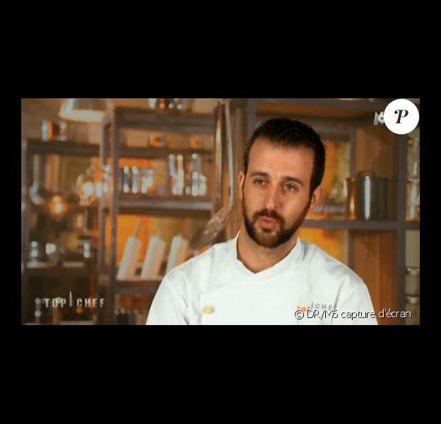 Clément dans Top Chef 2016, le lundi 1er février 2016, sur M6
