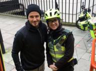 David Beckham : Quand la star joue les secouristes en pleine rue à Londres