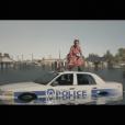 Image extraite du clip de Beyoncé - Formation - février 2016.