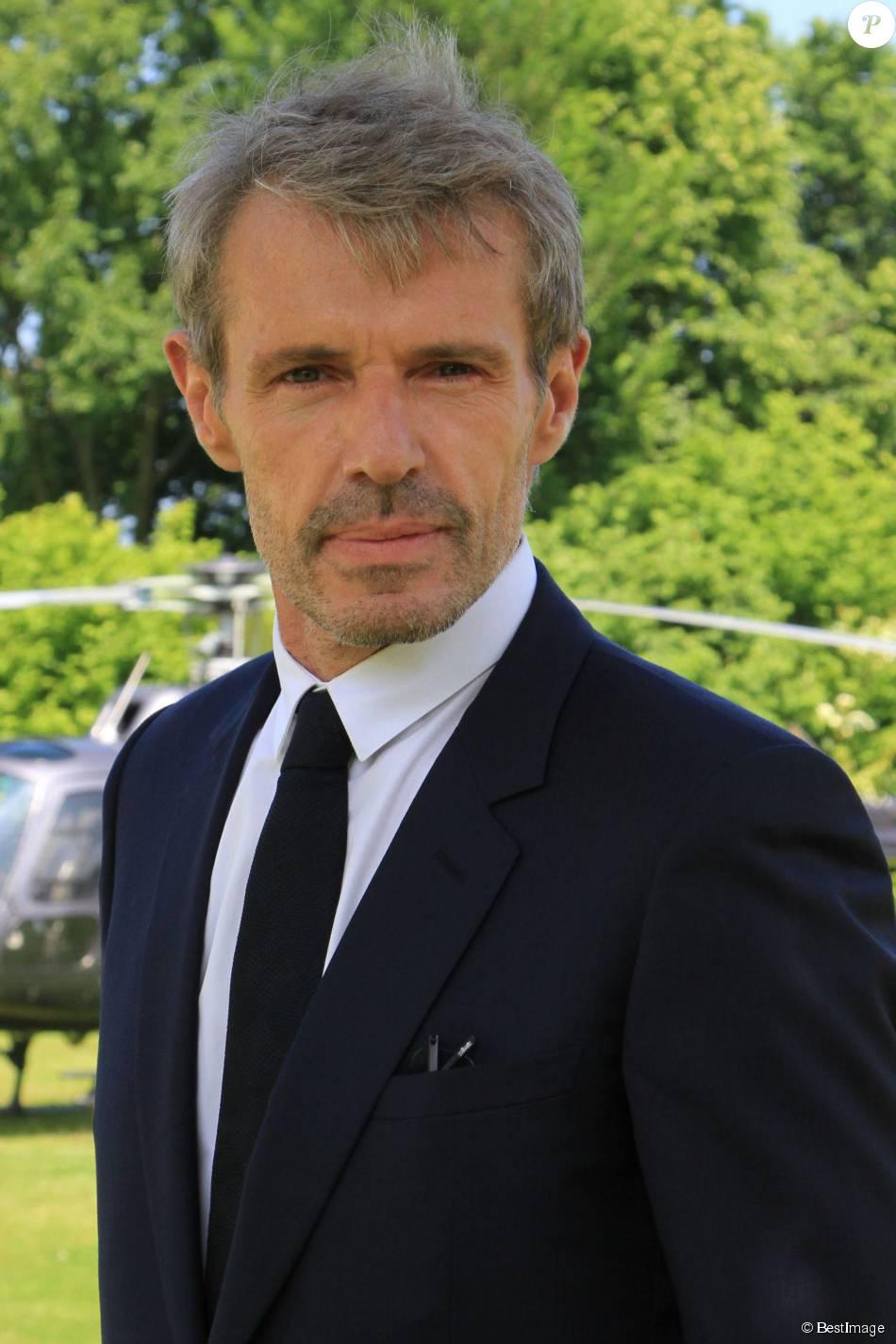 Lambert Wilson, sur le tournage du film  Confessions  à Heiligendamm, en Allemagne le 29 juin 2015