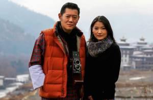 Jigme Khesar du Bhoutan papa : Jetsun Pema, sa