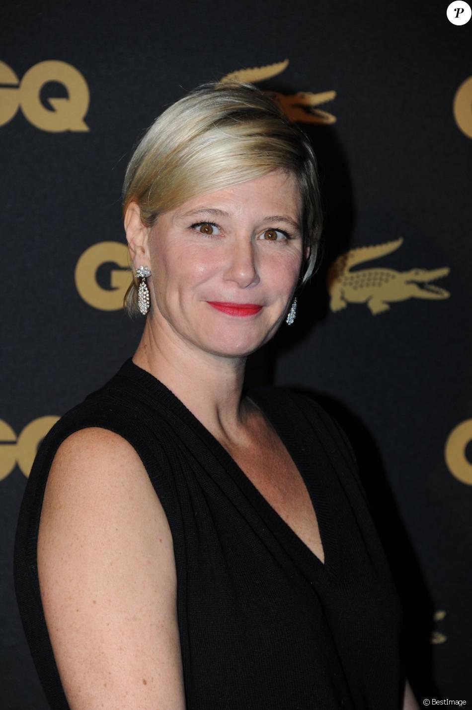 """Maïtena Biraben - Soirée GQ Awards des """"Hommes de l'année 2013"""" au Museum national d'Histoire naturelle à Paris, le 20 novembre 2013."""