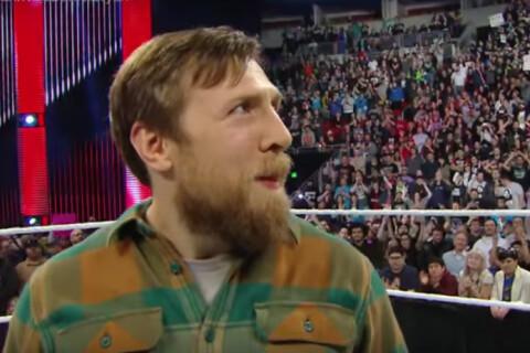 Daniel Bryan, mari de Brie Bella : Le catcheur WWE dit stop pour raison médicale
