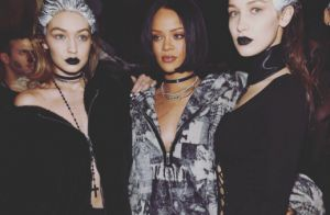 Rihanna : Bella et Gigi Hadid stars de son premier défilé Fenty x Puma !