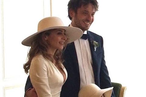 Julie Zenatti s'est mariée avec Benjamin Bellecour, devant leur fille Ava !