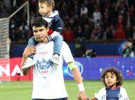 Thiago Silva : Capitaine du PSG et papa dévoué pour ses deux garçons