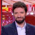 Julien Cazarre sur Canal+ dans  J+1 .
