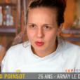 Joy-Astrid dans Top Chef, le lundi 22 février 2016, sur M6