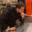 Michel Sarran dans Top Chef, le lundi 22 février 2016, sur M6