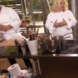 Michel Sarran et Hélène Darroze dans Top Chef, le lundi 22 février 2016, sur M6