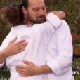 Coline et Xavier remportent l'épreuve dans Top Chef, le lundi 22 février 2016, sur M6