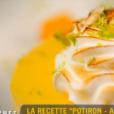 Encore une belle assiette dans Top Chef, sur M6, le lundi 22/02/16