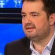 Jean-François Piège dans Top Chef, sur M6, le lundi 22 février 2016