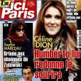 Le magazine Ici Paris du 24 février 2016