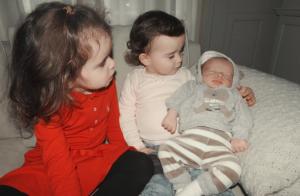 Jade Lagardère : Liva, Mila, Nolan... ses tendres photos de famille !