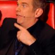 Garou dans The Voice 5 sur TF1, le samedi 27 février 2016