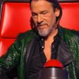 Florent Pagny dans The Voice 5 sur TF1, le samedi 27 février 201