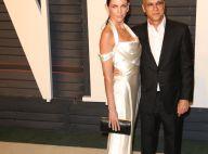 Liberty Ross recycle sa robe de mariée après les Oscars, devant Monica Lewinsky