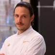 """Pierre Meneau - """"Top Chef 2016"""" sur M6, émission du 15 février 2016."""