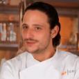 """Pierre Meneau - """"Top Chef 2016"""", prime du lundi 25 janvier 2016, sur M6."""