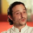 """Le chef Pierre Meneau - """"Top Chef 2016"""", prime du lundi 25 janvier 2016, sur M6."""