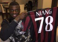 Mbaye Niang (Milan AC): Le footballeur blessé dans un nouvel accident de voiture