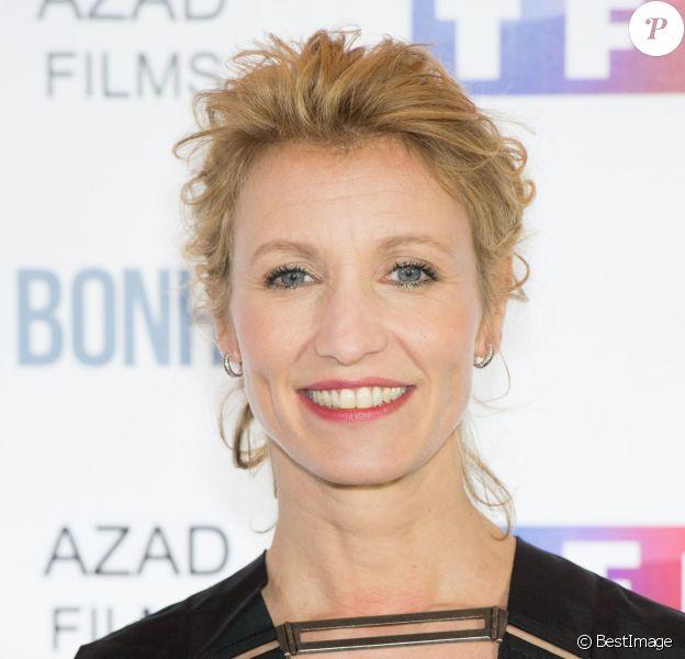 """Alexandra Lamy - Avant-Première du film """"Après moi, le Bonheur"""" au Cinéma Gaumont Marignan à Paris le 24 février 2016."""