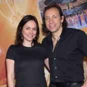 Nathalie Péchalat : Amincie, la jolie maman s'amuse avec Philippe Candeloro
