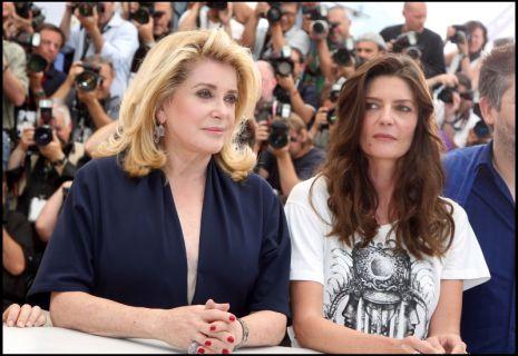 "Chiara Mastroianni et sa mère Catherine Deneuve : ""Elle me foutait les jetons"""