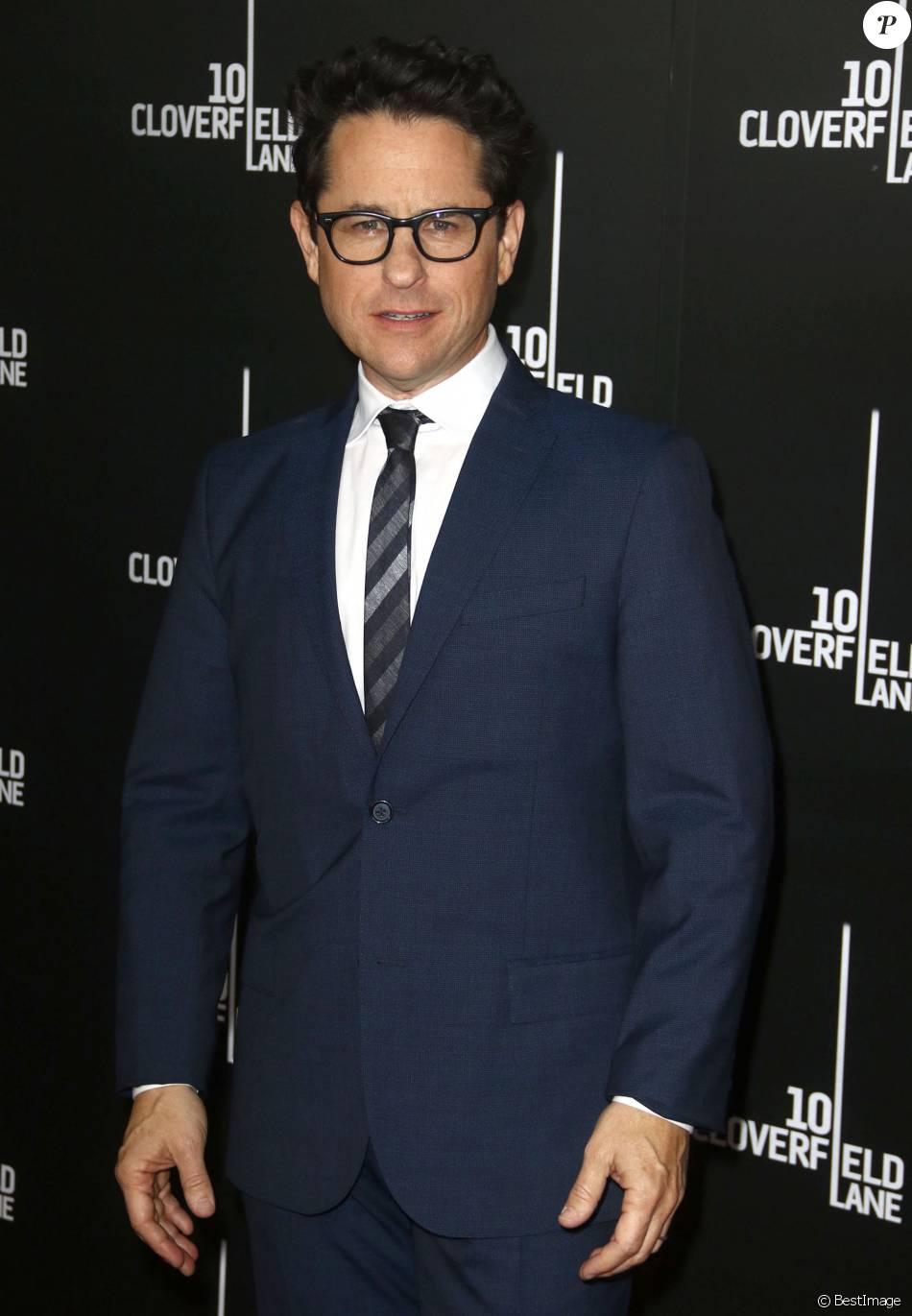 J.J. Abrams à la première de '10 Cloverfield Lane' à AMC Loews Lincoln Square à New York, le 8 mars 2016