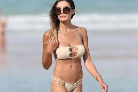 Jasmine Tosh, torride : Elle fait monter la température en bikini