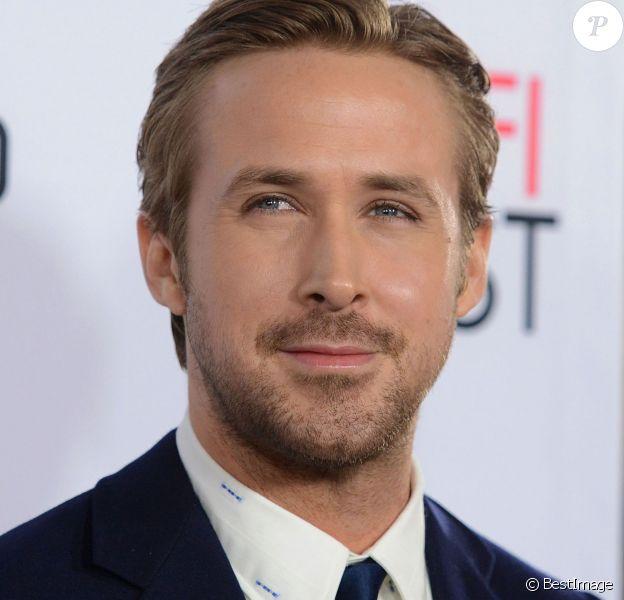 """Ryan Gosling - Première du film """"The Big Short"""" à Hollywood le 12 novembre 2015"""
